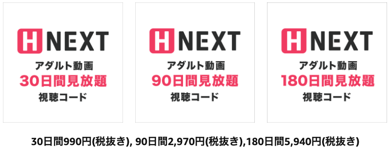 H-NEXT価格